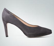 Damen Schuhe Pumps mit Plateau