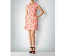 Damen Kleid mit floralem Dessin