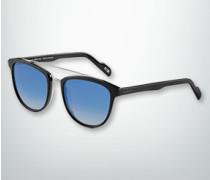 Damen Brille Sonnenbrille mit Metallsteg