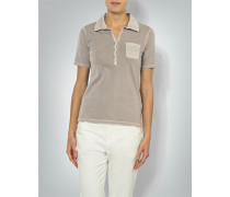 Damen Polo-Shirt im Vintage-Look
