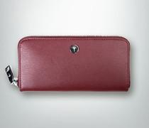 Damen Geldbörse mit umlaufendem Reißverschluss