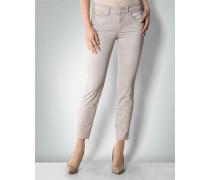 Damen Jeans mit feiner Struktur