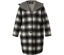 Mantel im Oversize Look