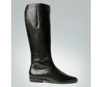 Damen Schuhe Stiefel in spitzer Form