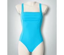 Damen Badeanzug mit Faltendetails