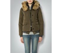 Damen Jacke mit Wattierung