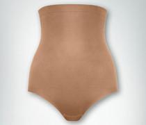 Damen Wäsche Taillenformer Hautton