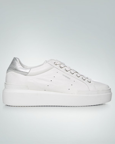 Schuhe Sneaker mit Plateau-Sohle