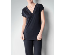 Damen Pyjama-Shirt in Jersey-Qualität