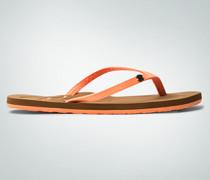 Schuhe Zehensandale in cleanem Design