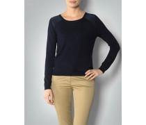 Damen Pullover mit Reißverschluss am Rücken