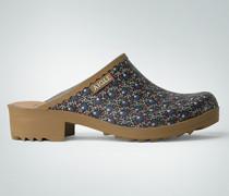 Damen Schuhe Pantoletten aus Naturkautschuk