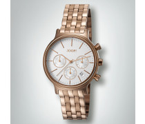 Damen Uhr Armbanduhr mit Stoppuhrfunktionen