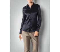 Damen Bluse aus Seidensatin