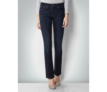 Damen Jeans 'Demi Curve' in Straight Fit
