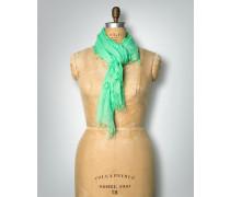 Damen Schal im Crinkle-Look
