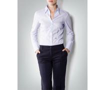 Damen Bluse im Streifen-Dessin