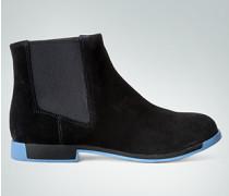 Damen Schuhe Chelsea Boots mit Kontrast-Sohle
