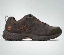 Damen Schuhe Wasserdichter Sneaker im Materialmix