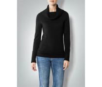 Damen Rollkragen-Pullover aus Merinowolle