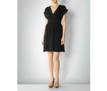 Damen Kleid mit Spitzeneinsätze