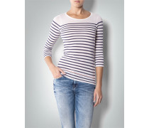 Damen Shirt im Marine-Look