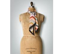 Damen Schal im Retro-Dessin
