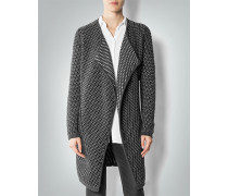Damen Cardigan in Struktur-Strick