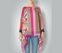 Damen Kimono-Bluse im Foulard-Dessin