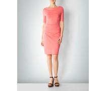Damen Jerseykleid mit Faltendetails