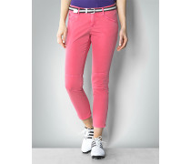 Damen Golfhose Regular Slim Fit