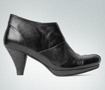Damen Schuhe Ankle Boot mit Plateausohle