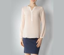 Damen Bluse aus Seiden-Crêpe