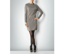 Jersey-Kleid mit Reißverschlussdetail