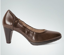 Damen Schuhe Pumps aus Leder