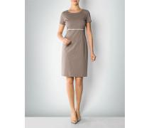 Damen Kleid mit Spitzenborte
