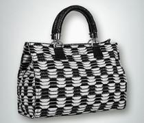 Damen Handtasche mit raffinierter Oberfläche