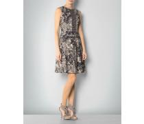 Kleid mit modischem Print