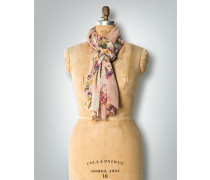 Damen Schal mit Blumendruck