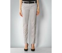 Damen Hose aus Baumwoll-Satin