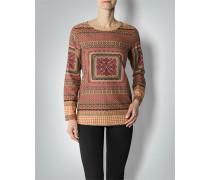Damen Bluse mit orientalischem Muster