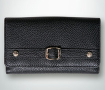 Damen Geldbörse mit Zier-Schließe