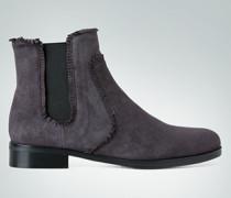 Schuhe Chelsea-Boots mit Fransen-Borte