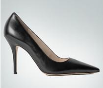Damen Schuhe Pumps aus Glattleder