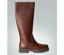 Damen Schuhe Stiefel im dezenten Vintage-Look