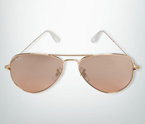 Brille Sonnenbrille Aviator