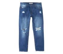 Slim fit jeans ethan mit zierrissen