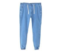Jogg jeans jason mit mittlerer waschung