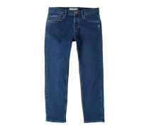 Dunkle Straight Fit Jeans Steve