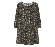 Kleid Mit Aussparung Hinten